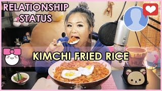 KIMCHI FRIED RICE | MUKBANG