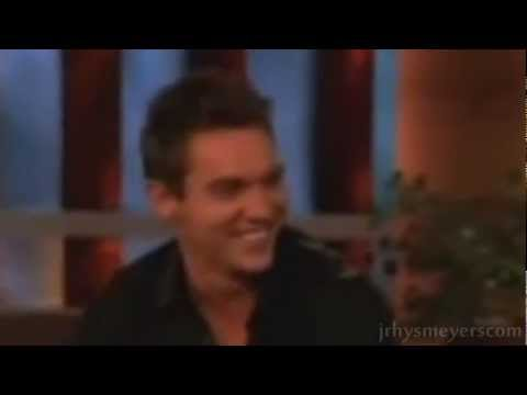 Jonathan Rhys Meyers on Ellen DeGeneres