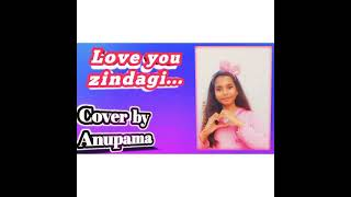 Love you zindagi    Jasleen Royal    Amit Trivedi   