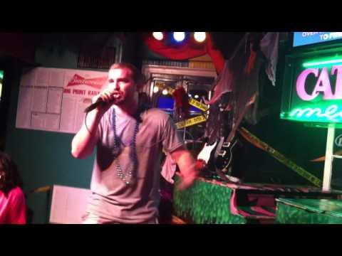 The Real Slim Shady Karaoke - New Orleans 2013