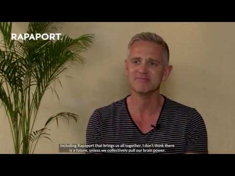 Etienne Ferriera's experience at Rapaport Surat Trade Mission 2020