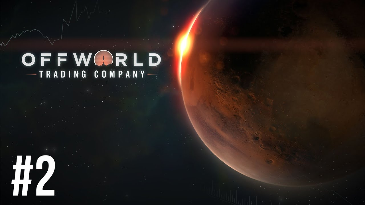 Offworld trading company episode 2 total domination for Trading group