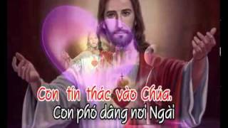 Lạy Chúa Giêsu Con tín Thác Vào Chúa
