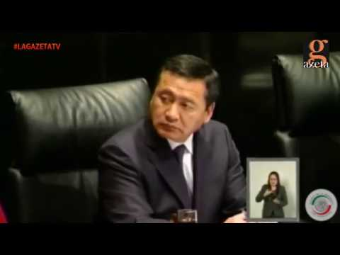 comparecencia del secretario de Gobernación, Miguel Ángel Osorio Chong, con motivo del análisis del