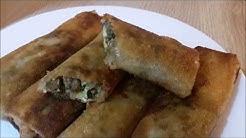 Bourek  traditionnel Algérien à la viande hachée super bon!