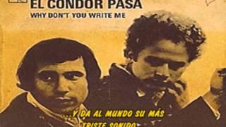 Simon and Garfunkel - El Cóndor Pasa Subtitulada en español