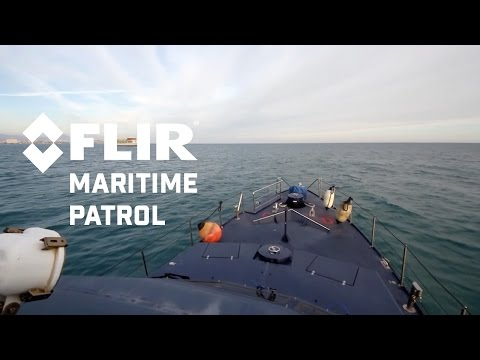 FLIR For Your Mission: Maritime Patrol