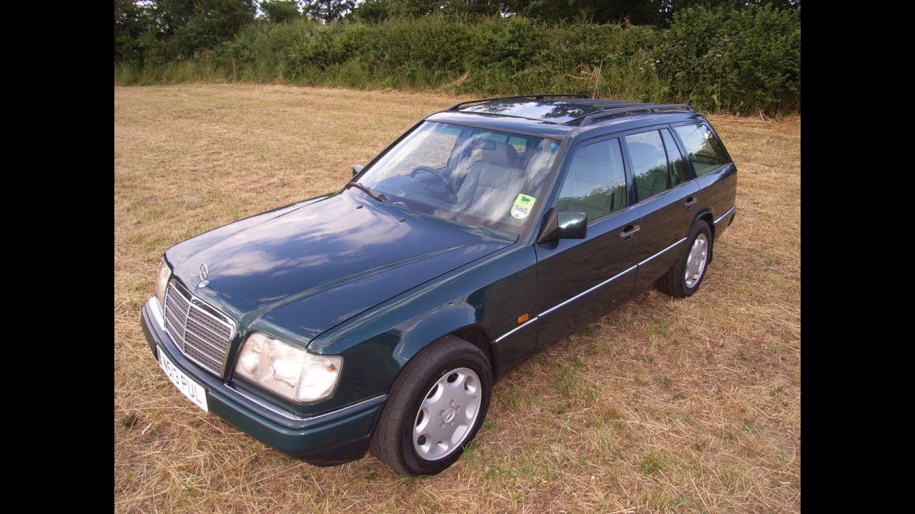 Mercedes Benz W Wagon For Sale
