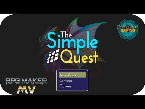 First Impressions MV - The Simple Quest - Good Game - Balanced Combat System - RPG Maker MV