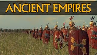 Total War: Attila - ANCIENT EMPIRES (Mod Preview/Overview)