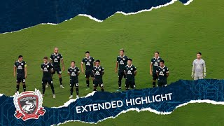 SuphanFC TV | Extended Highlight | สุพรรณบุรี เอฟซี vs เชียงใหม่ ยูไนเต็ด