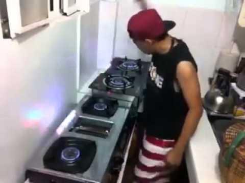 DJ Gas Stove