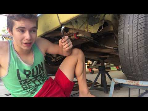 Fixing the Death Wobble on VW Superbug / Update