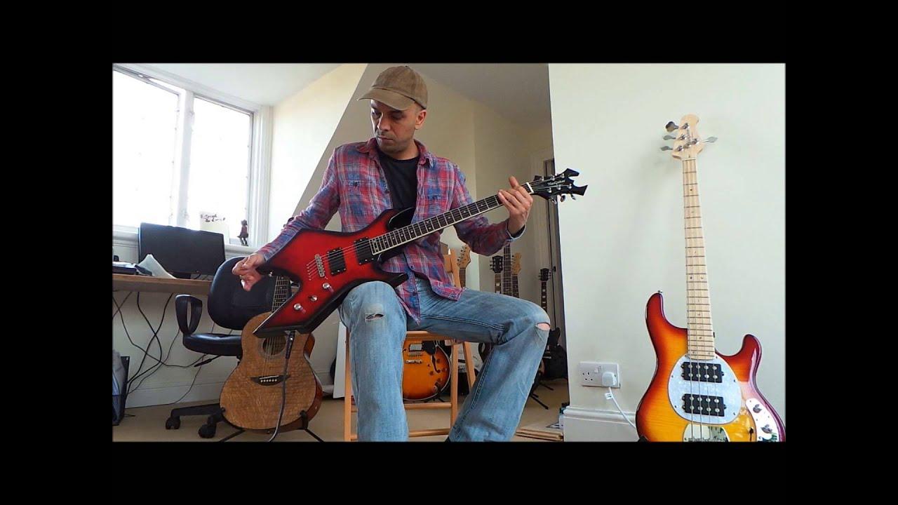 electric guitar heavy metal riffs solo hasguitar youtube. Black Bedroom Furniture Sets. Home Design Ideas
