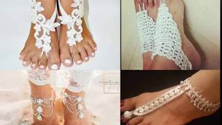 Video Bridal Ring anklet design collection 2018 download MP3, 3GP, MP4, WEBM, AVI, FLV Oktober 2018