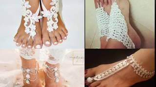 Video Bridal Ring anklet design collection 2018 download MP3, 3GP, MP4, WEBM, AVI, FLV Juli 2018