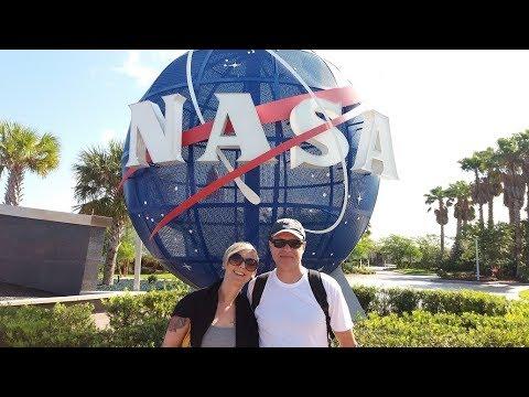 NASA Kennedy  Space Center Tour, Florida - May 2017