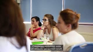 Video curs Advanced communications and PR strategy - Cum Setezi Obiectivele Campaniei de PR | Cursuri-Creative.ro