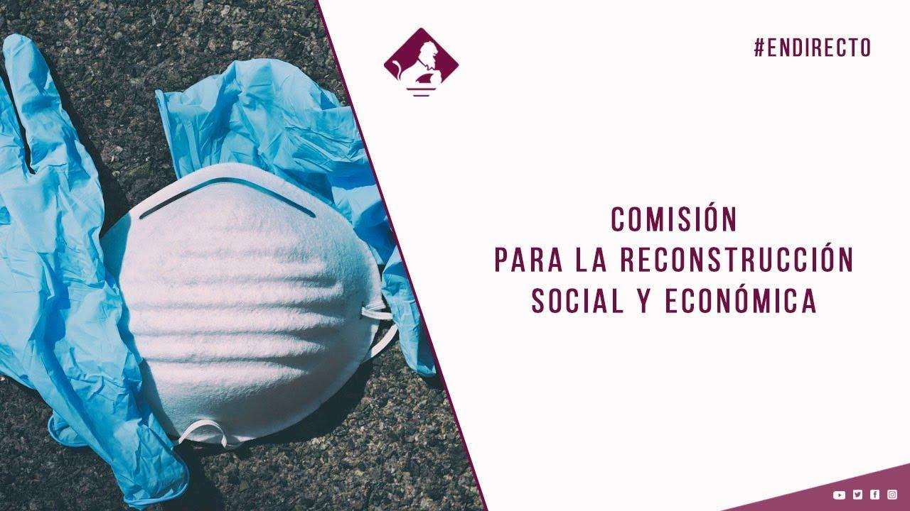 Comisión para la Reconstrucción Social y Económica (03/07/2020)