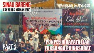 Download Video Sinau bareng cak-nun & kiaikanjeng terbaru | tuksongo Pringsurat temanggung 24 april 2019 part 2 MP3 3GP MP4