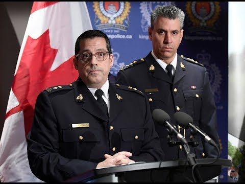 RCMP update: Terror charge laid after arrest of 2 people, including minor, in Kingston