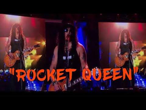 "Guns N' Roses: ""Rocket Queen"" Chicago, November 6(1080p)"