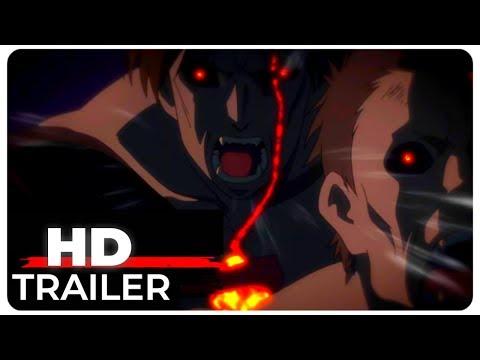 Kotetsujo No Kabaneri Movie 3 Trailer #2
