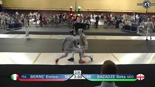 Novi Sad European Championships 2018 Day06 T08 MS GEO vs ITA