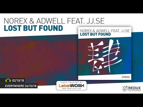 Norex & Adwell feat. JJ.se - Lost But Found (Preview) [Out October 12th]