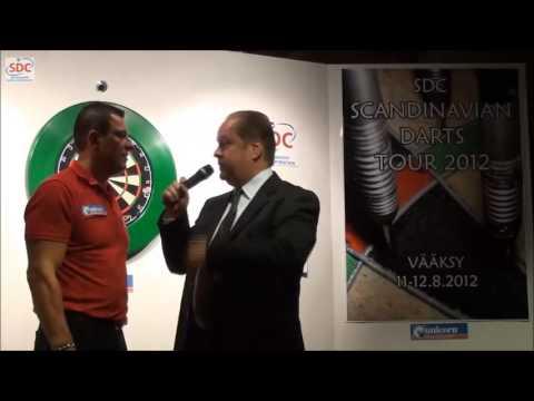 Legendäres Darts Interview - Robert Wagner [AUT]