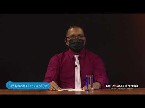 Niet Zomaar Een Prikje....Suriname en het vaccin Aflevering 3