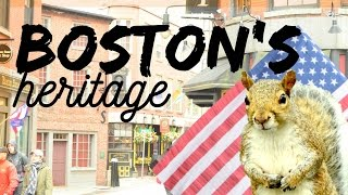 Walking the Boston Heritage TrailTravel on the Brain
