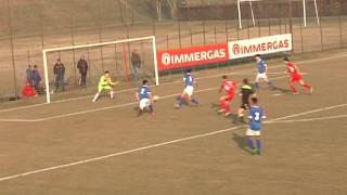 Lentigione-Sangiovannese 4-1 Serie D Girone D