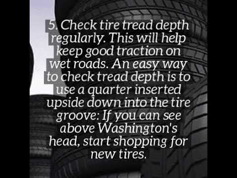 Auto Depot Sudbury: All About Your Tires