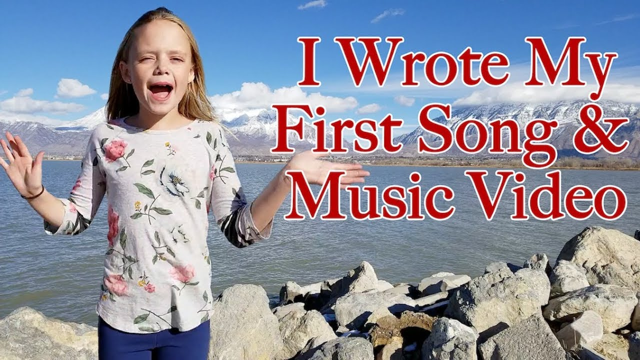 Quot Christmas To Me Quot I Wrote My First Song Amp Music Video
