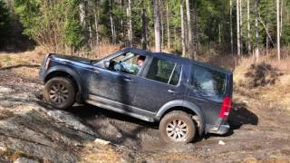 Landrover Discovery 3 - Offroad Experience 2017 - HD