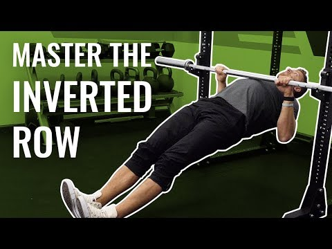 Inverted Row Guide | Form Tips, Muscles Worked, and Mistakes