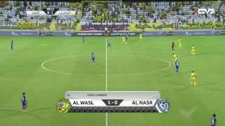 جماهير الوصل تساند الزمالك قبل موقعة نهائي دوري أبطال فريقيا من خلال لافتة