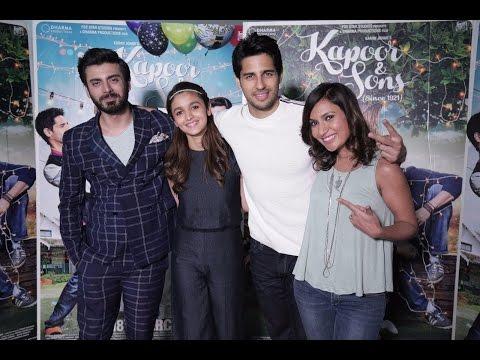 Fawad Khan, Sidharth Malhotra And Alia Bhatt Play 'Most Likely To'