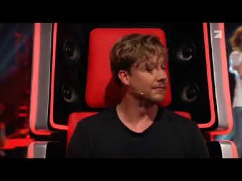 TVOG 2017  Blind Auditions  Anna Heimrath   It aint me Kygo Selena Gomez