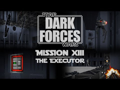 Star Wars Dark Forces mission XIII |