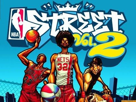 NBA Street Vol. 2 [Memphis Bleek & Freeway] [HQ] [PS2/GameCube/Original XBOX] 2003