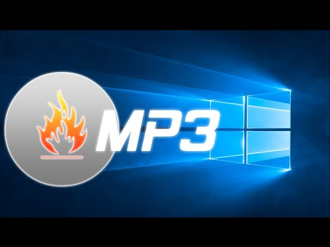 How to Burn Mp3 Music Songs & Folders to CD in Windows 10
