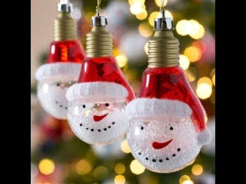 Como hacer decoraci n navide a con cascara de huevo f cil for Decoraciones navidenas faciles de hacer