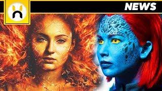 X-Men: Dark Phoenix Delay Due to Reshoots