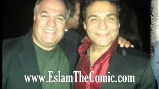 Eslam The Comic: Tribute to Andy Madadian