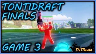 Supraball: Tontidraft Tournament | FINALS - GAME 3: TEAM REVAN VS. TEAM RUARI