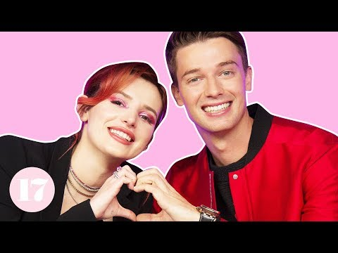Bella Thorne and Patrick Schwarzenegger Answer Your Most Googled Dating Questions