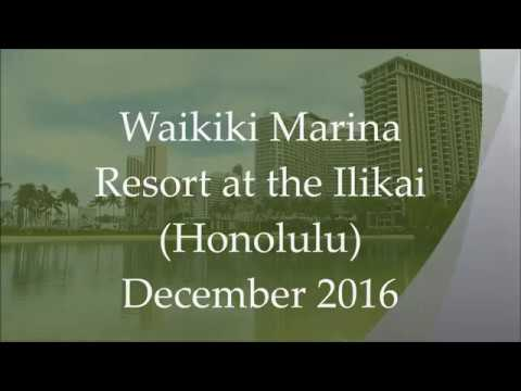 Waikiki Marina Resort at the Ilikai Honolulu (Hawaii)