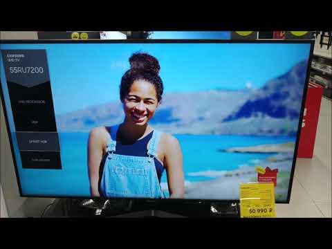 Телевизор Samsung UE55RU7200U 55 дюймов Ultra HD